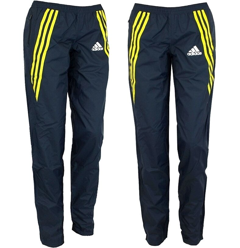 adidas damen berhose regenhose laufhose windhose wander hose pant wasserdicht ebay. Black Bedroom Furniture Sets. Home Design Ideas