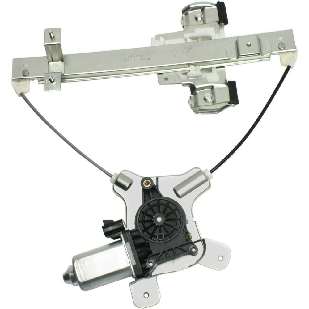 Power window regulator for 2007 14 tahoe yukon escalade for 2000 chevy impala window regulator