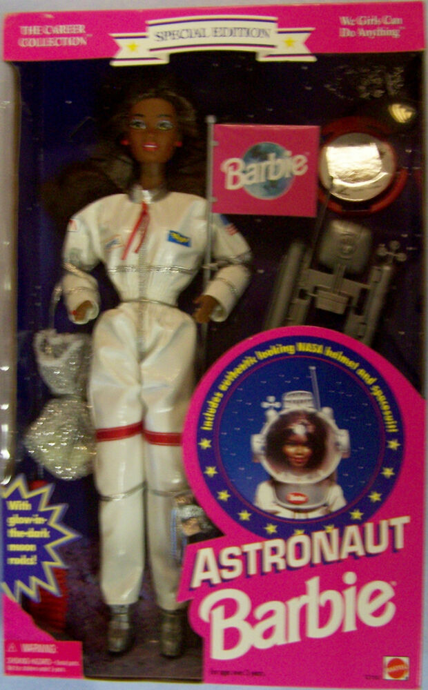 astronaut african american barbie dolls - photo #11