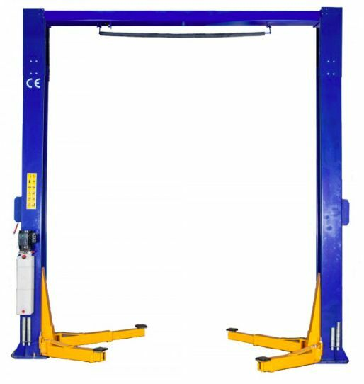 10000 Lb Car Lift >> Two Post Auto Lift 15,000 lb. capacity car vehicle lift overhead style New hoist | eBay