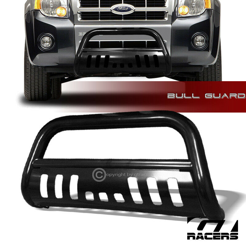 Ford Grill Guard For 85 : For  ford escape tribute black bull bar brush