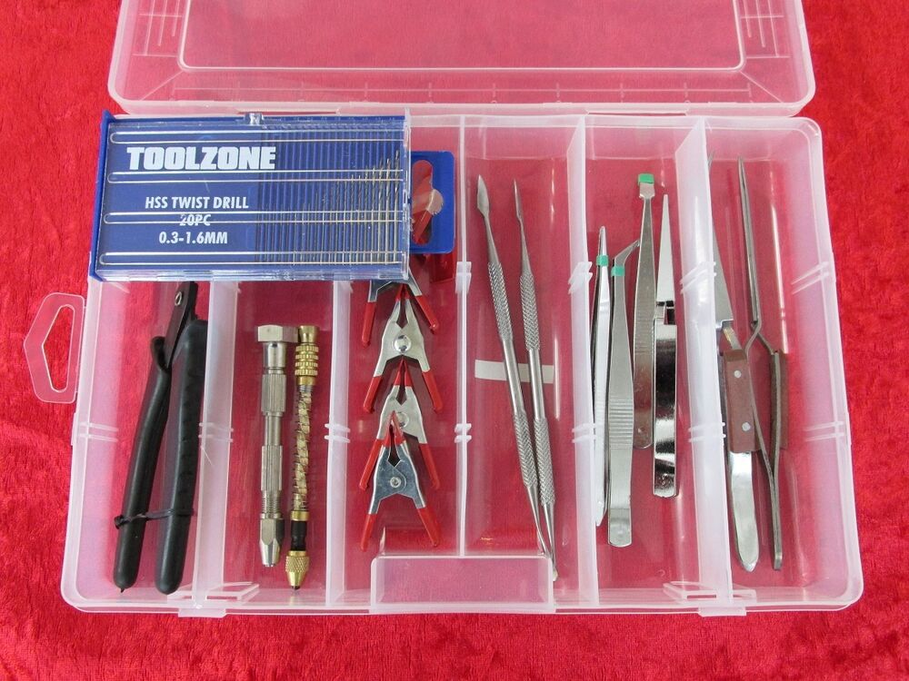 how to use hobby tool kit