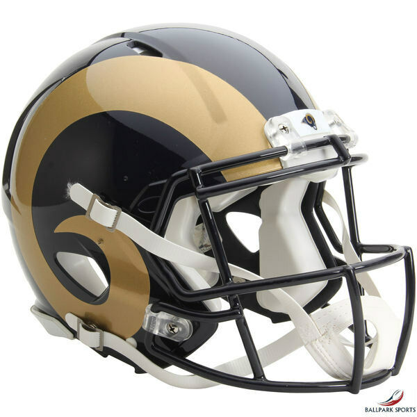 St Louis Los Angeles Rams Riddell Full Size Speed
