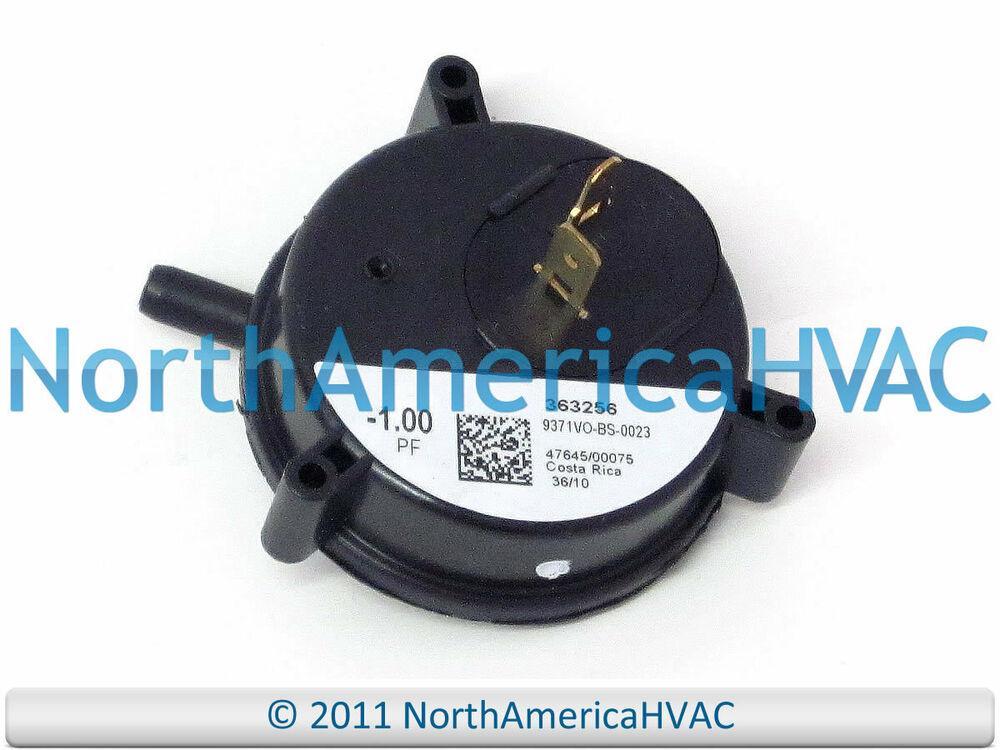 Furnace Air Pressure Switch 363256 9371vo Bs 0023 1 00 Ebay