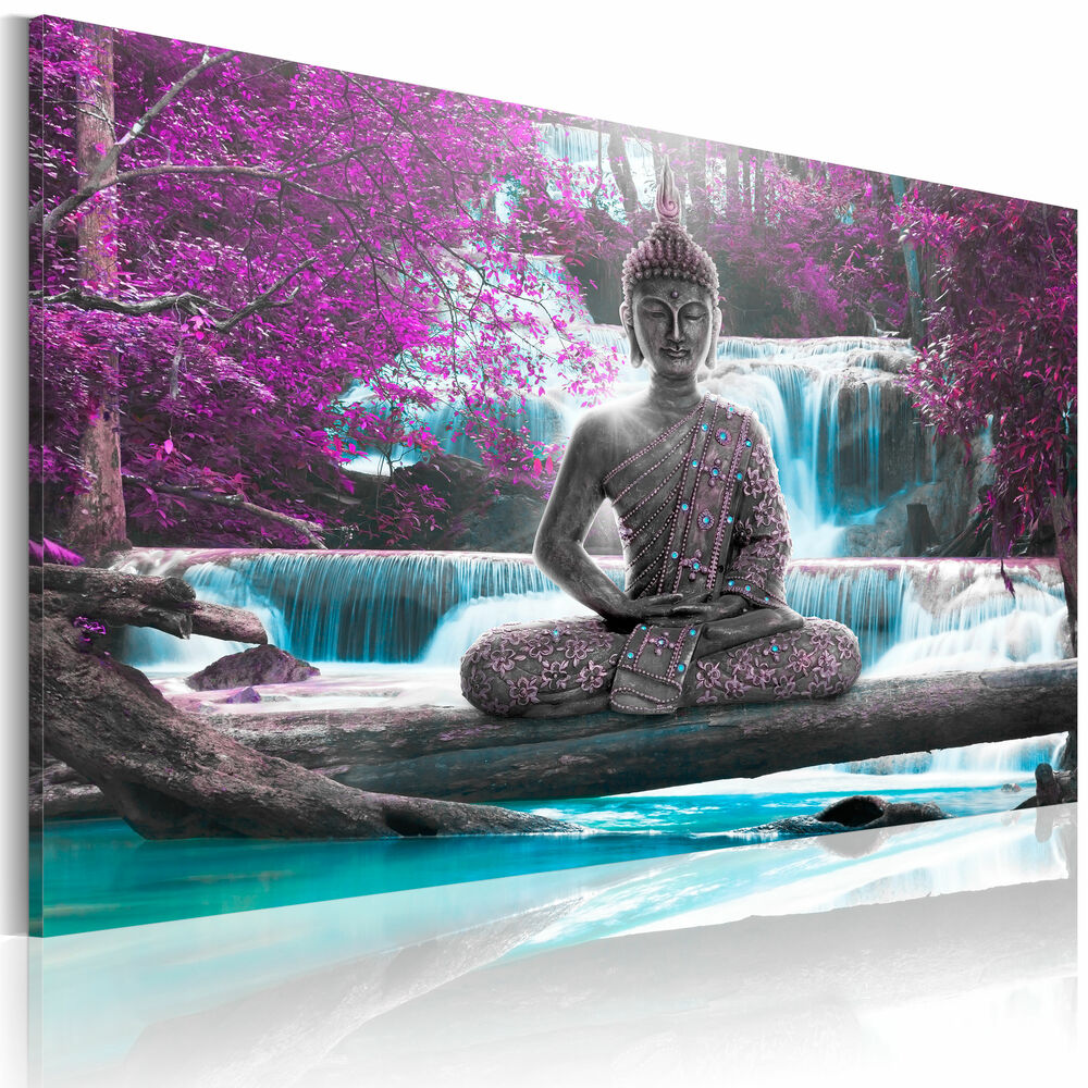 leinwand bilder xxxl selbstmontage buddha cm 150x90 c a 0022 b c sa ebay. Black Bedroom Furniture Sets. Home Design Ideas