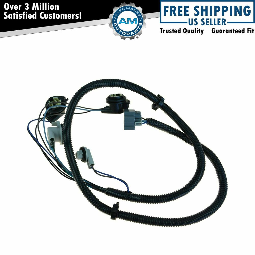 oem tail light harness driver side for chevy silverado ... 3 wire molex wire harness flashlight wire harness