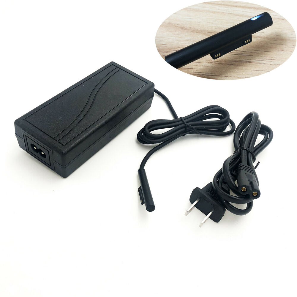 new ac adapter power cord charger supply for microsoft