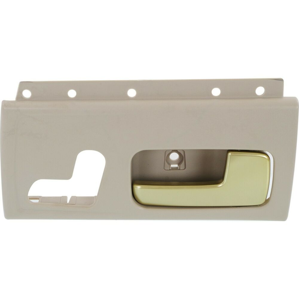 interior door handle for 2003 2011 lincoln town car front passenger plastic ebay. Black Bedroom Furniture Sets. Home Design Ideas