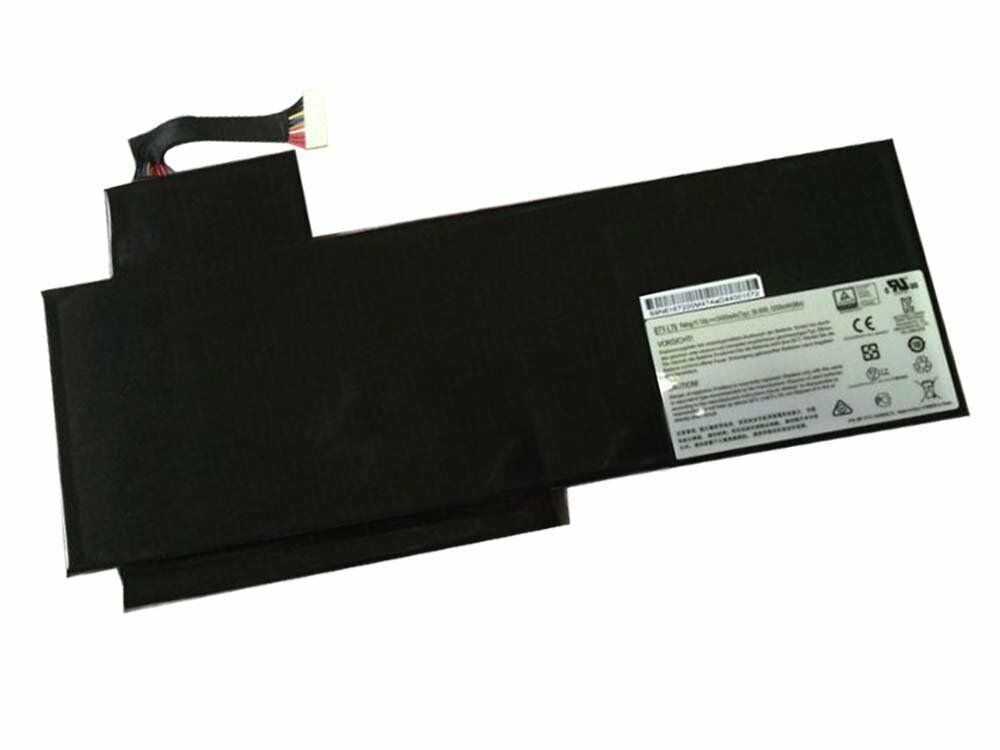 how to change msi 14 laptop battery