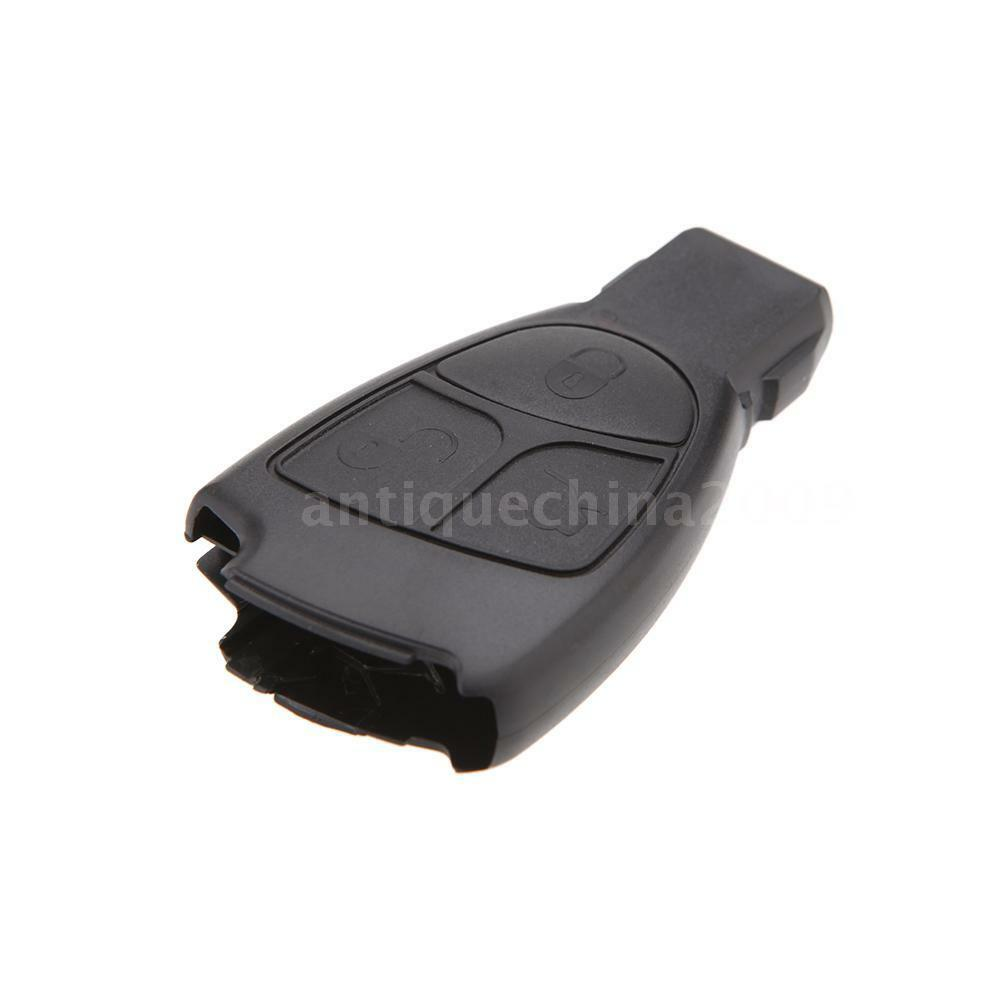 Replacement for mercedes benz 3 buttons smart remote key for Mercedes benz replacement keys