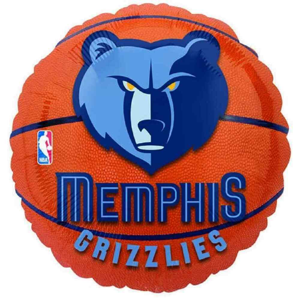 "Offer Up Los Angeles >> Memphis Grizzlies NBA Basketball Sports Party Decoration 18"" Foil Mylar Balloon 