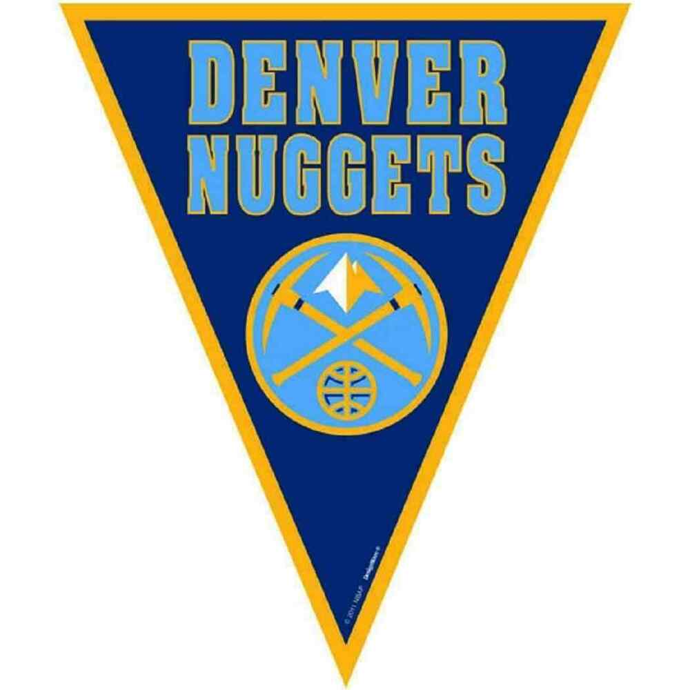 Denver Nuggets NBA Pro Basketball Sports Banquet Party