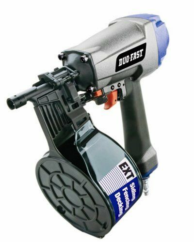 Duofast Df225c 1 5 To 2 5 Inch Coil Sinding Nailer 502950
