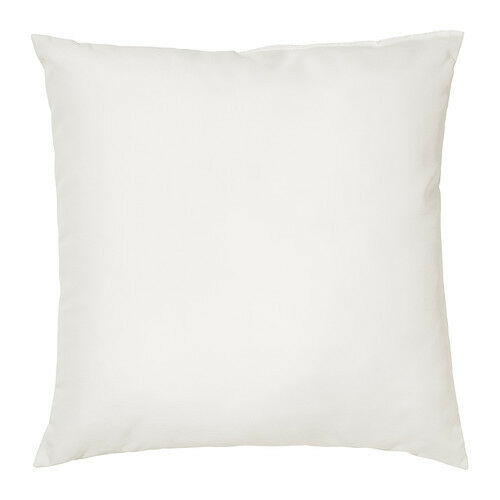 Ikea ullkaktus cushion white decor pillow ebay for Cuscino piuma ikea