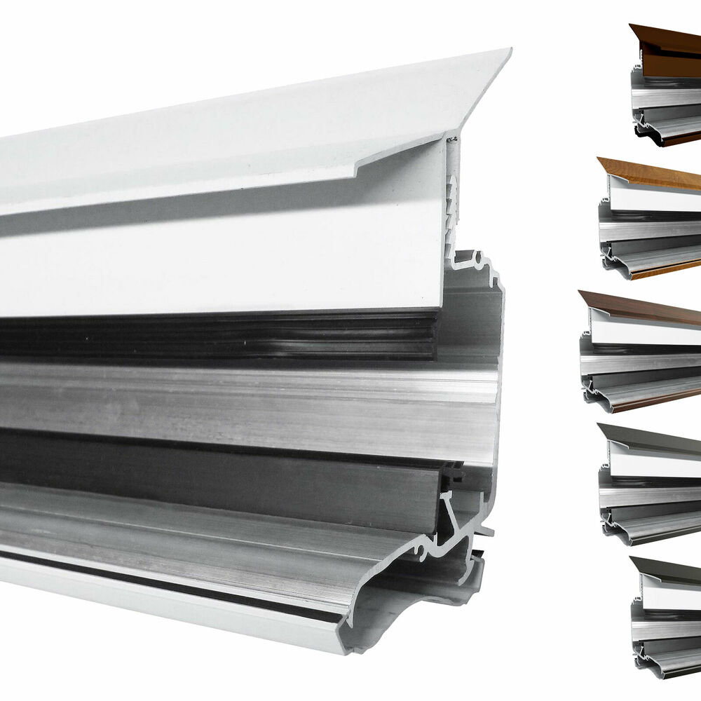 Aluminium Wall Plate Self Supporting Roof Lean To