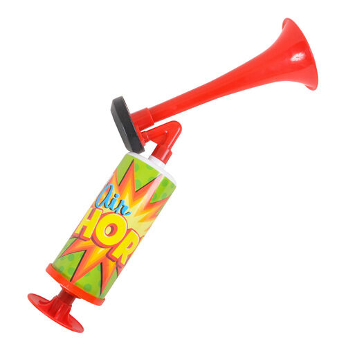 New years party horn