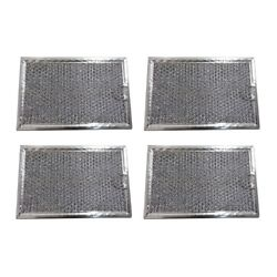 Kyпить Grease Filter for LG Microwave 5 x 7 5/8 (4 pack) - NEW на еВаy.соm