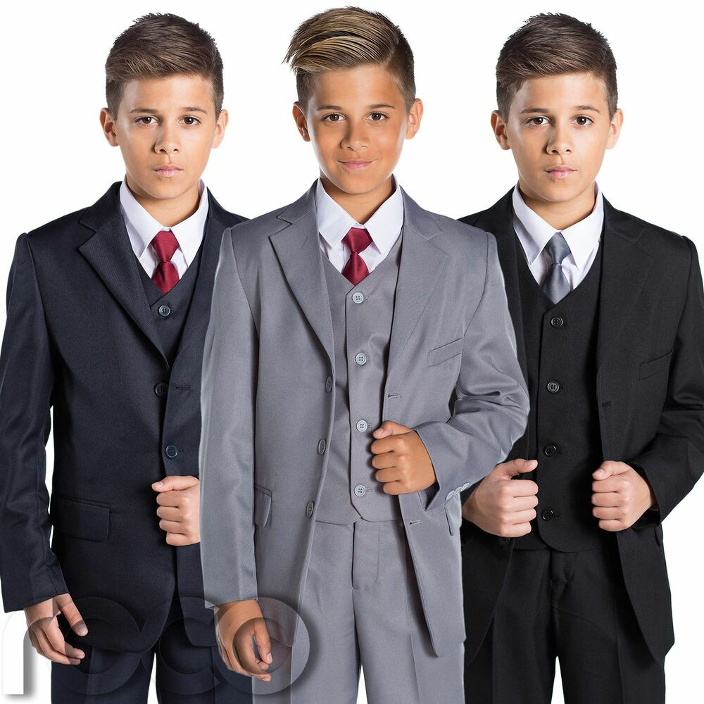 Boys Suits Boys Wedding Suits Page Boy Suits 3 Colours 1