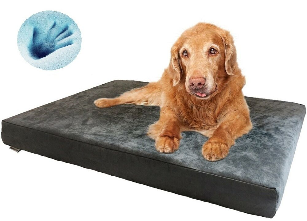 Extra Large Waterproof Dog Bed