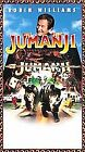 Jumanji (VHS, 1996, Closed Captioned Clam Shell Case)