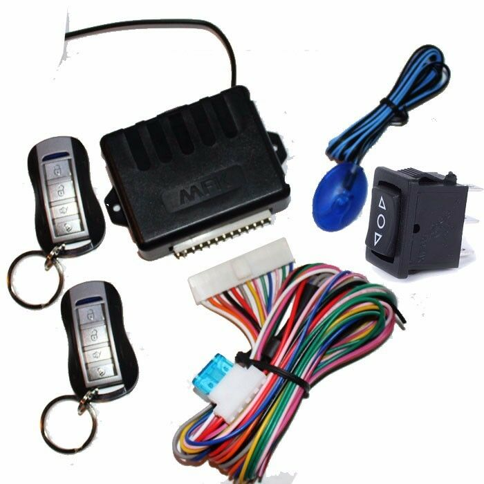 Remote Control Wiring Switch Kit For Linear Actuators