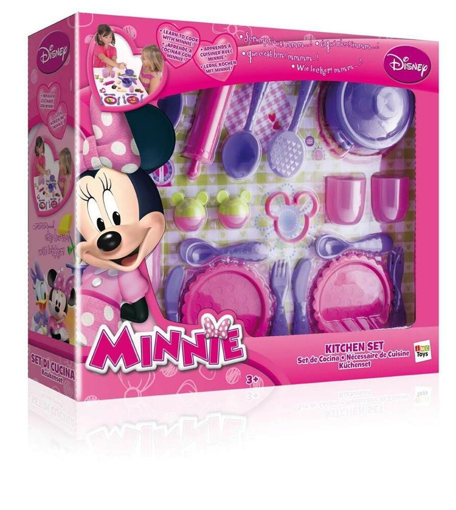 Minnie Mouse Play Kitchen Uk