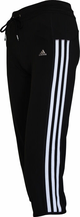 schwarze adidas damen tight ct 3 4 trainingshose sporthose climacool ebay. Black Bedroom Furniture Sets. Home Design Ideas