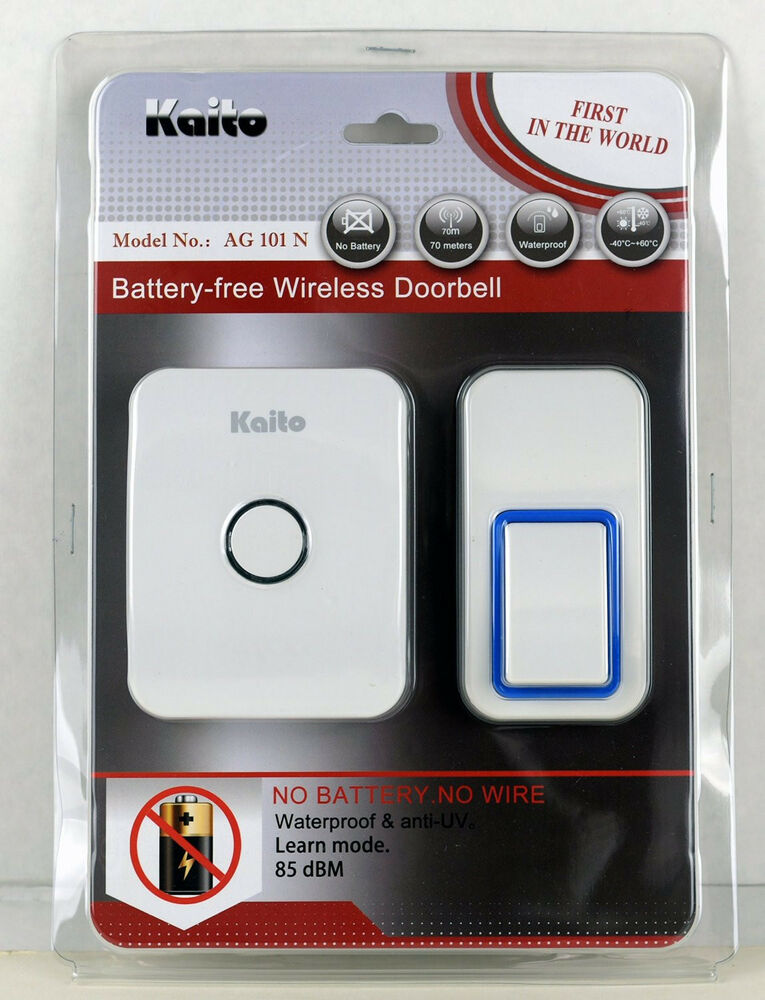 how to change doorbell battery