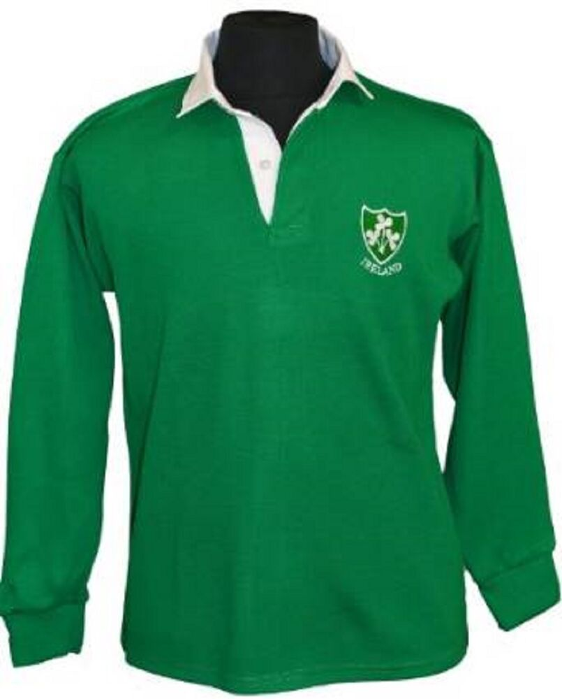 Image Result For Retro Ireland Rugby Jersey