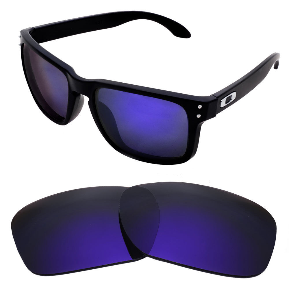 brand new polarized violet purple replacement lense oakley