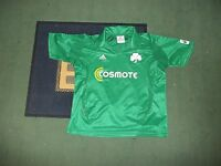 Panathinaikos FC Ladies Size16 Home Football Shirt