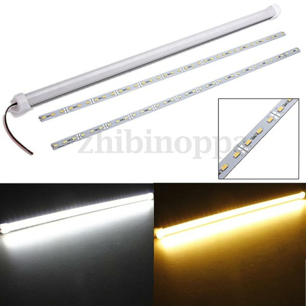 50cm 9W 5630 36SMD LED Waterproof Rigid Strip Cabinet