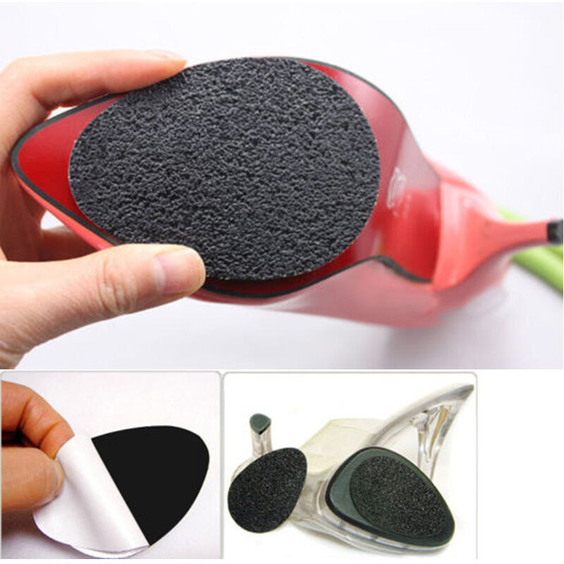 10x anti slip shoes heel sole grip protector pads non slip
