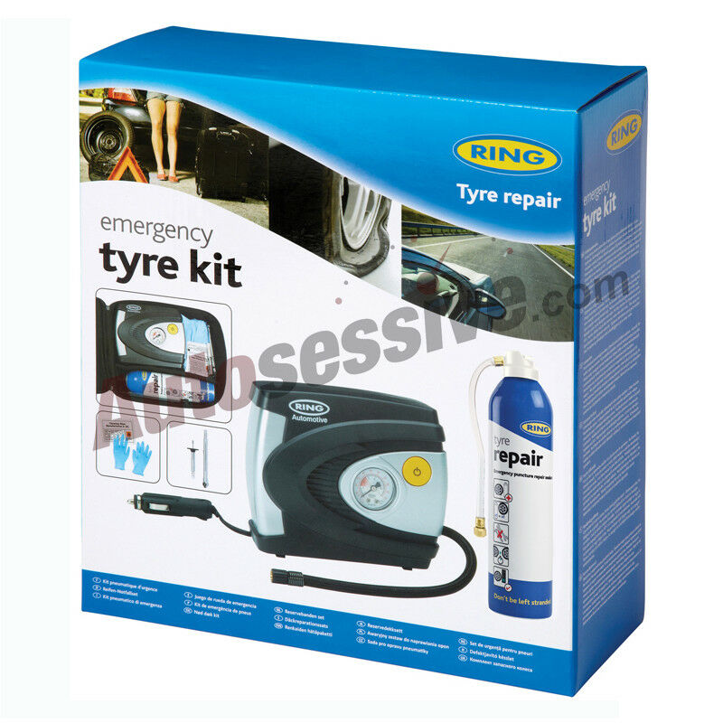 ring emergency car tyre puncture repair smart spare. Black Bedroom Furniture Sets. Home Design Ideas