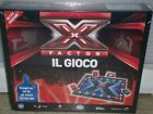 GIOCO DI SOCIETA' X FACTOR