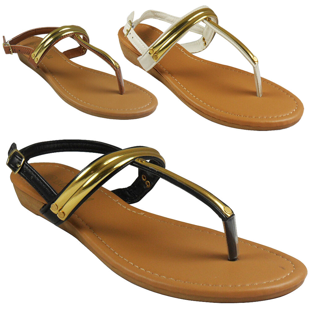 Free shipping on women's flat sandals at cybergamesl.ga Shop the latest styles from Birkenstock, Tory Burch, Steve Madden and more. Totally free shipping & returns.
