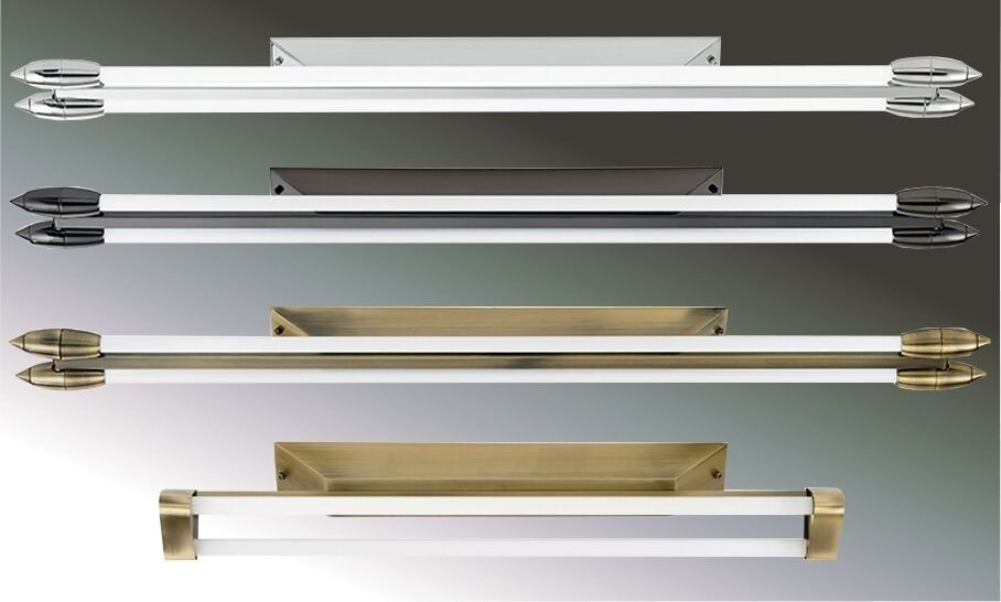 Endon 39 Enluce 39 1 Metre Fluorescent Twin Tube T5 Ceiling Light Bars