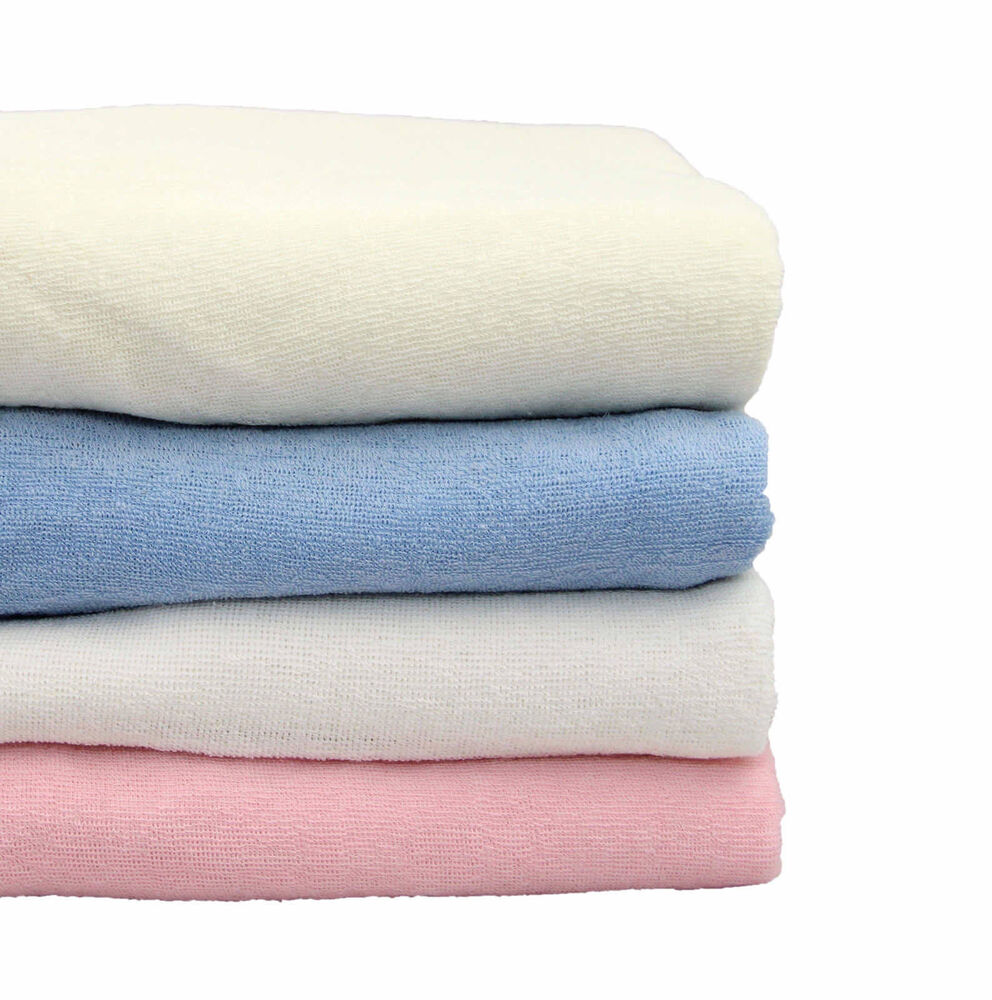 """Stretch Terry Towelling Fitted Sheets 10"""" Extra Deep"""