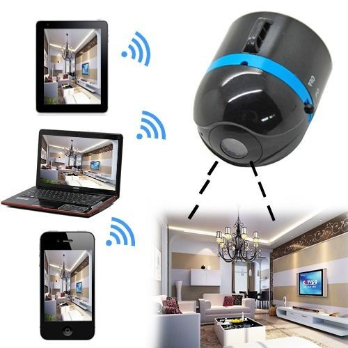 wifi wireless spy hidden security nanny camera baby monitor video recorder cam ebay. Black Bedroom Furniture Sets. Home Design Ideas
