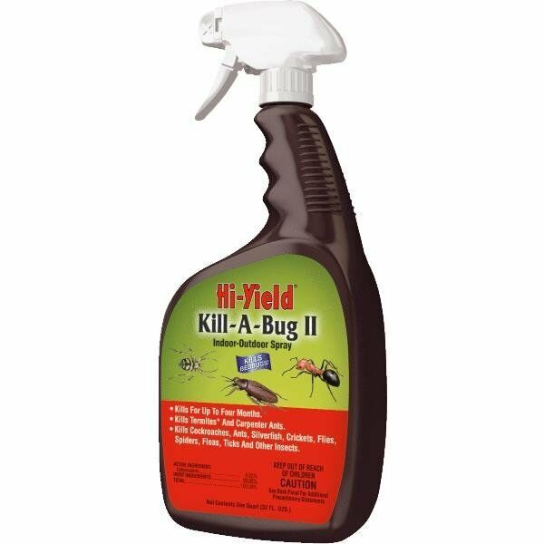 Hi Yield 32 Oz Indoor Or Outdoor Spray Ready To Use Insect