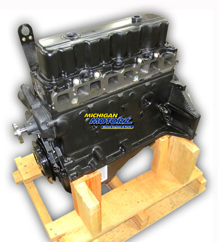 3.0L Volvo Penta Base Marine Engine - 140 hp - NEW