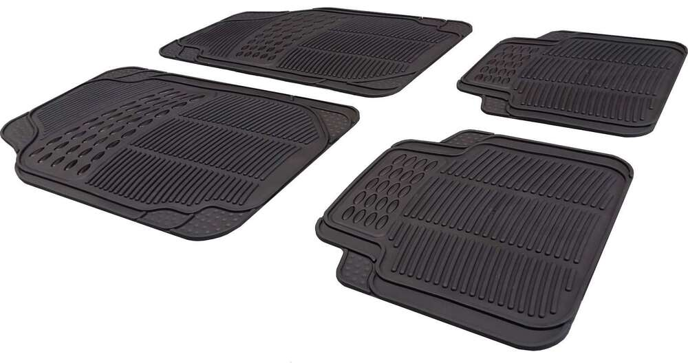 rubber carpet deep floor car mats for vauxhall astra. Black Bedroom Furniture Sets. Home Design Ideas