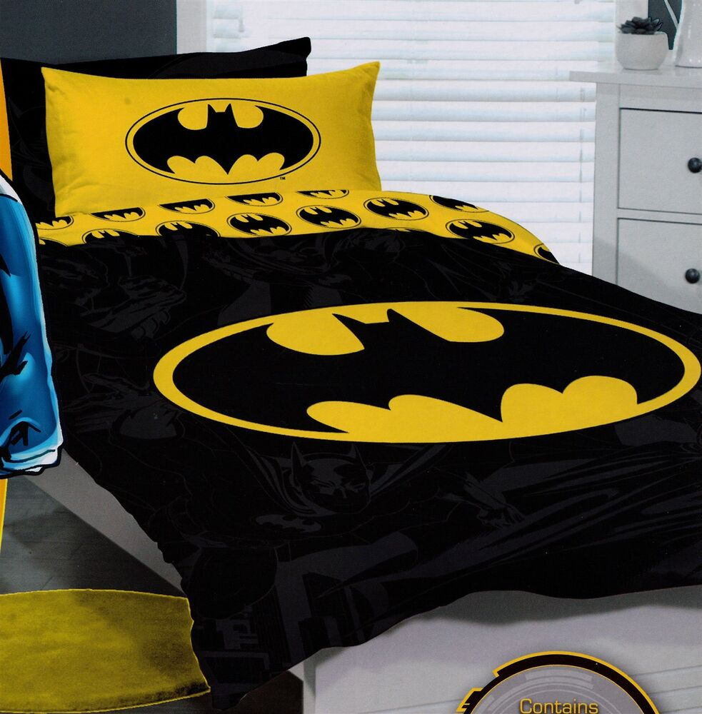 Batman Bed Sheets Queen