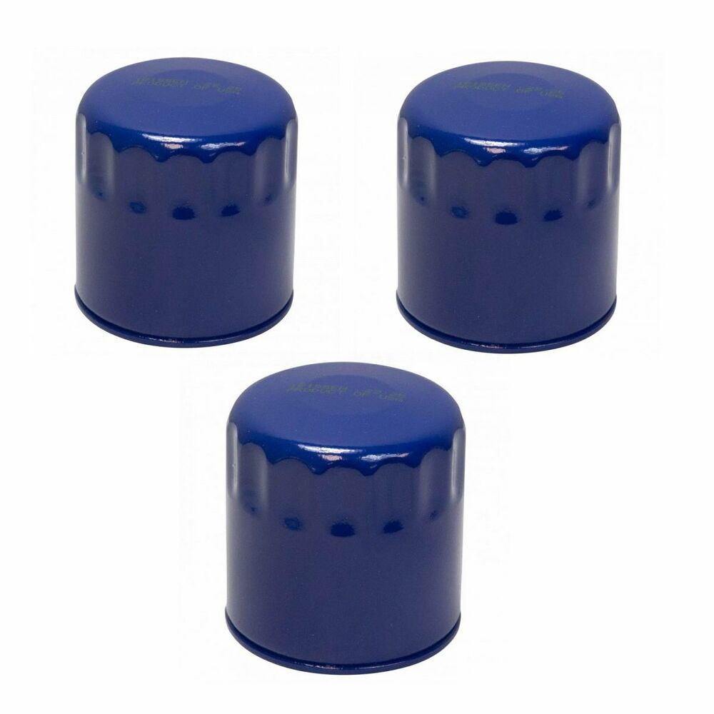 Ac Delco Pf46 Engine Oil Filter Set Of 3 For Chevy Gmc