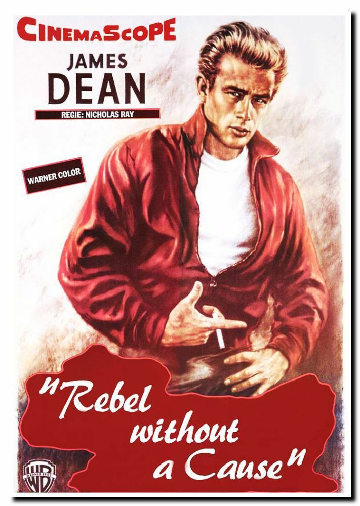 high quality canvas art print james dean rebel without a cause 39 photo a2 poster ebay. Black Bedroom Furniture Sets. Home Design Ideas