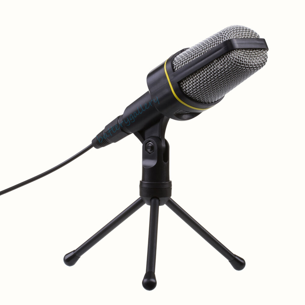 how to connect a condenser mic to recorder