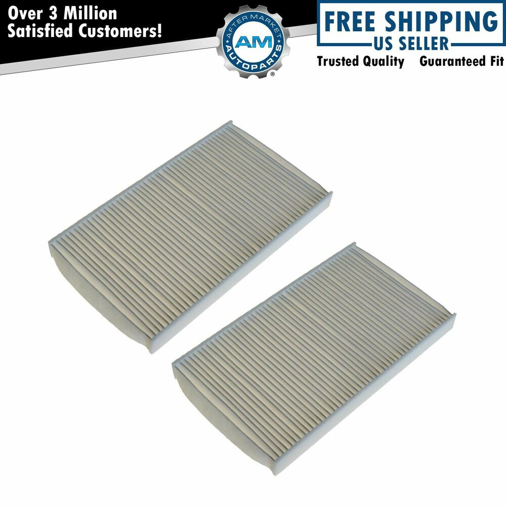 AC Delco CF104 Cabin Air Filter Pair Set of 2 for Chevy GMC Cadillac Truck SUV | eBay