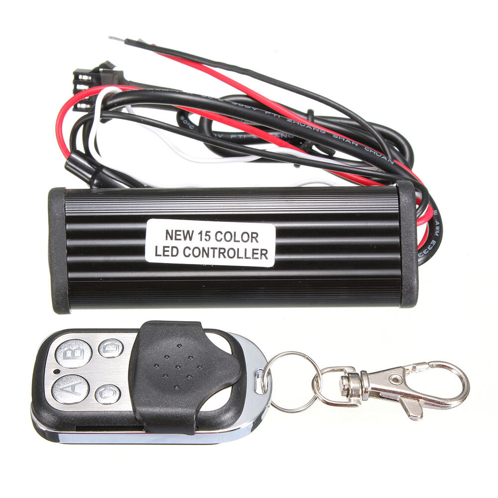 Light Controller For Motorcycles
