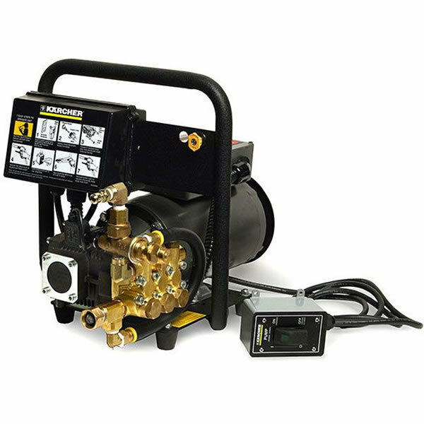 karcher pressure washer karcher professional 1400 psi electric cold water 11070