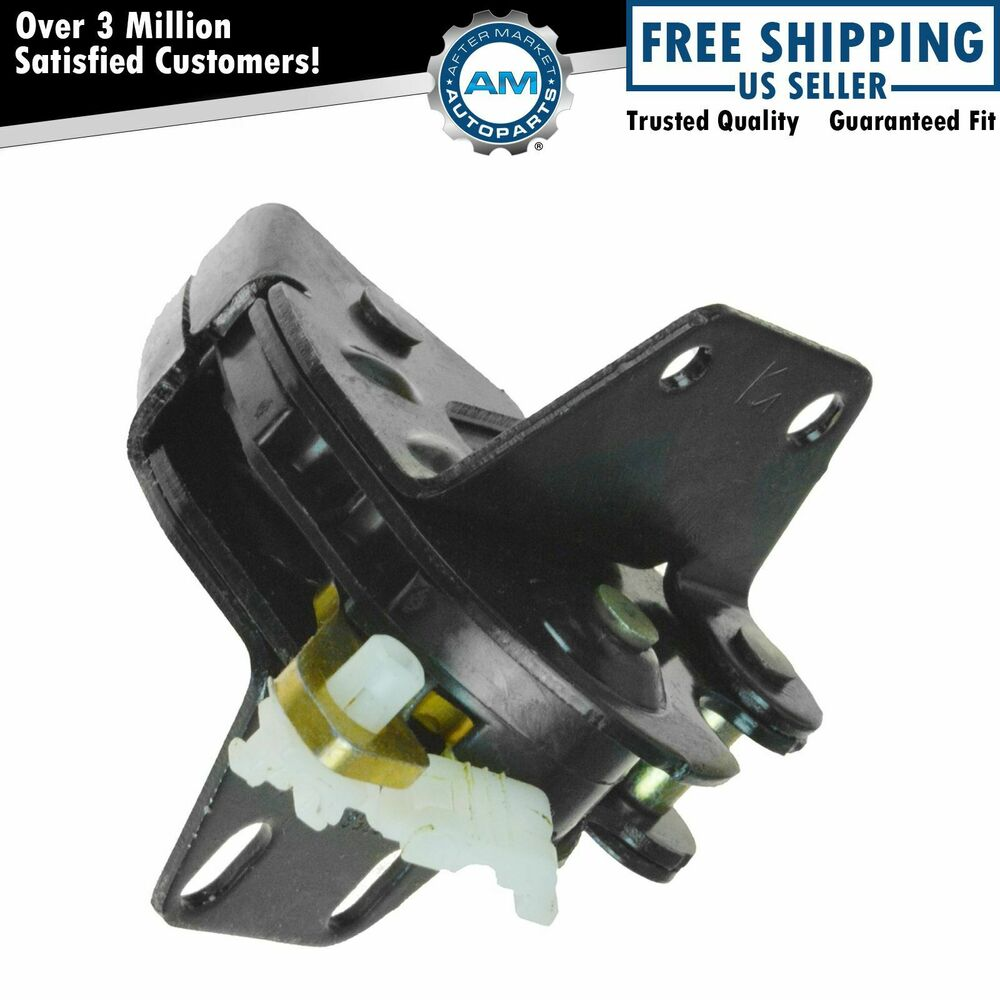 OEM 10356951 Door Latch Assembly Rear For Extended Cab